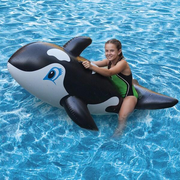 Poolmaster Whale Jumbo Rider