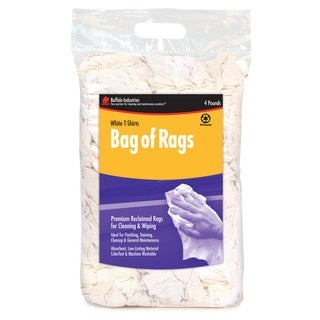 4 Compressed Poly Bag of Rags