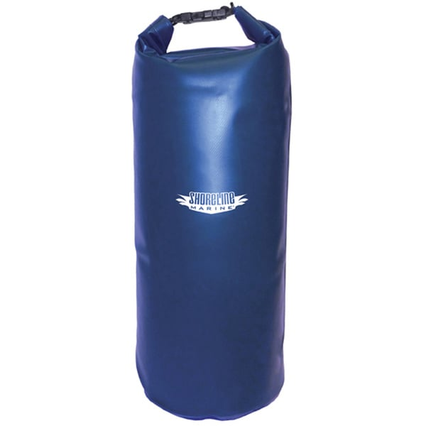 Shoreline Marine Heavy Duty Dry Bag Blue Large