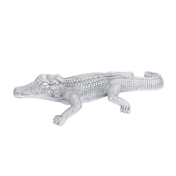 Later Gator Aluminum Figurine