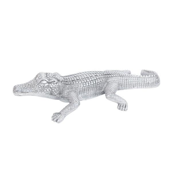 Later Gator Aluminum Figurine