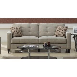 Emerald Upton Beige Sofa