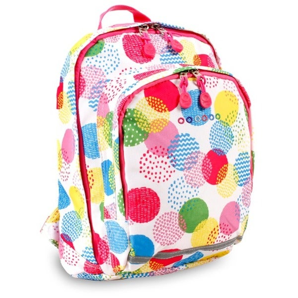 J World New York Speckle Lakonia 13-inch Mini Backpack
