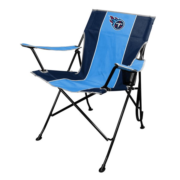 Jarden NFL Tennessee Titans TLG8 Chair with Carrying Bag 15291399
