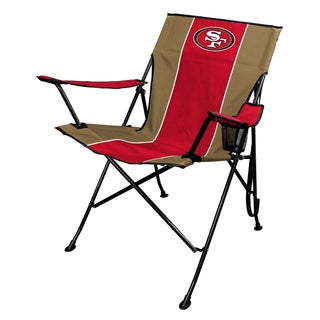Jarden NFL SanFrancisco 49ers TLG8 Chair with Carrying Bag