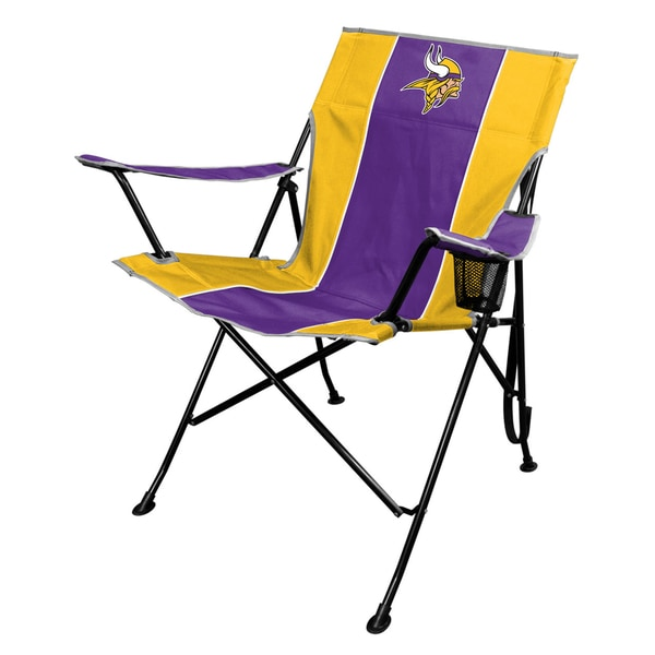 Jarden NFL Minnesota Vikings TLG8 Chair with Carrying Bag 15291939