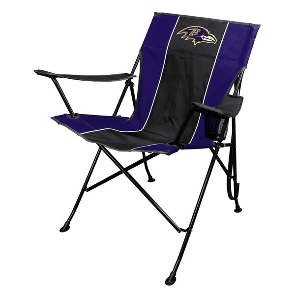 Jarden NFL Baltimore Ravens TLG8 Chair with Carrying Bag 15291963