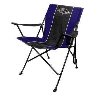 Jarden NFL Baltimore Ravens TLG8 Chair with Carrying Bag