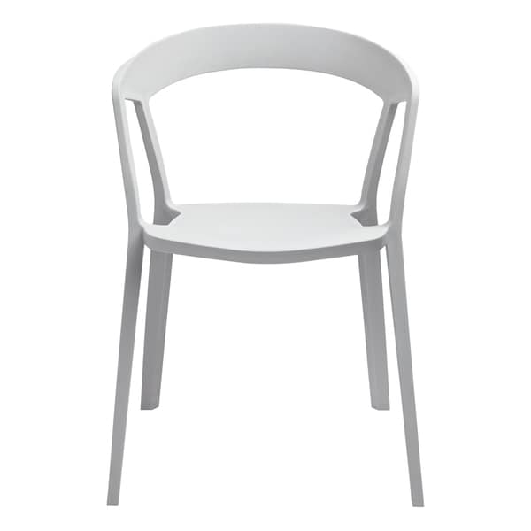 American Atelier Light Grey Roslyn Chair