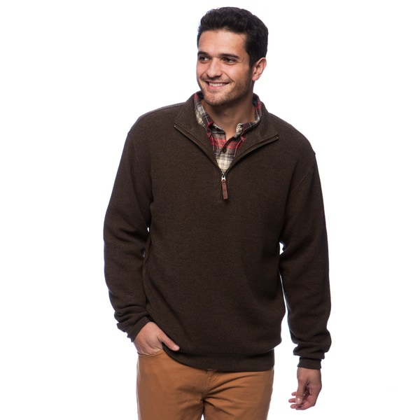 Woolrich Bromley Half-zip Pull Over