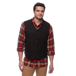Woolrich Men's V-neck Utility Vest