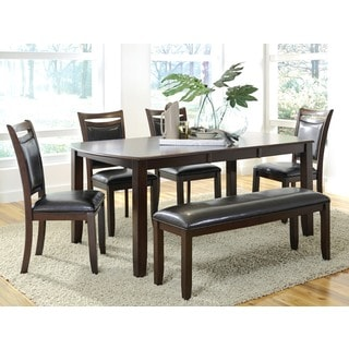 Rosely Contemporary Wood Dining Set
