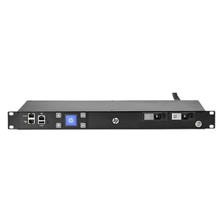 HP 4.9kVA 208 Volt 12 Outlet NA/JP Monitored Power Distribution Unit