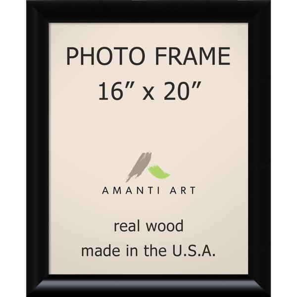 Steinway Black Photo Frame 19 x 23-inch