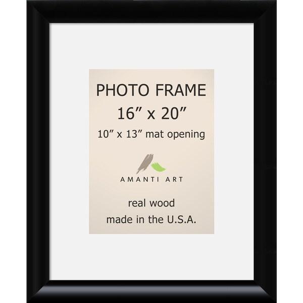 Steinway Black Photo Frame' 19 x 23-inch