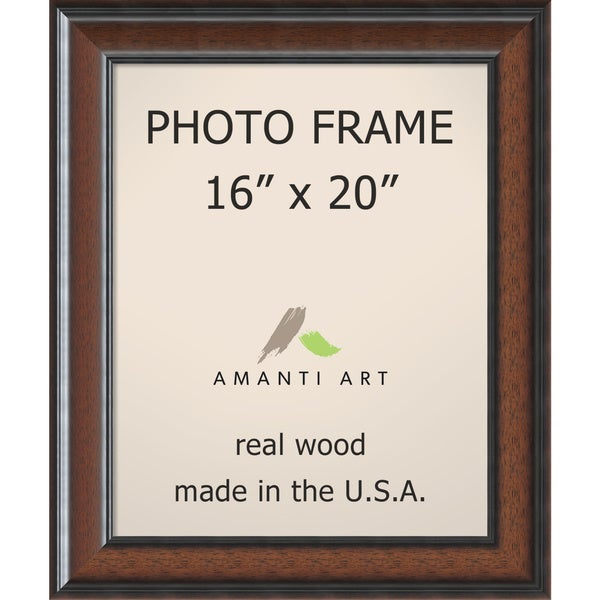 Cyprus Walnut Photo Frame 21 x 25-inch