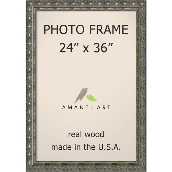 Barcelona Pewter Photo Frame 28 x 40-inch