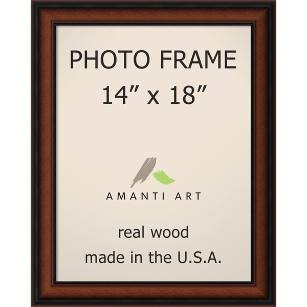 Bella Noce Walnut Photo Frame 17 x 21-inch