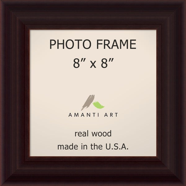 Espresso Photo Frame (11 x 11-inch)