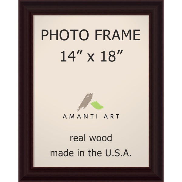 Espresso Photo Frame (17 x 21-inch)