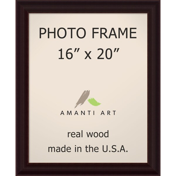 Espresso Photo Frame 19 x 23-inch