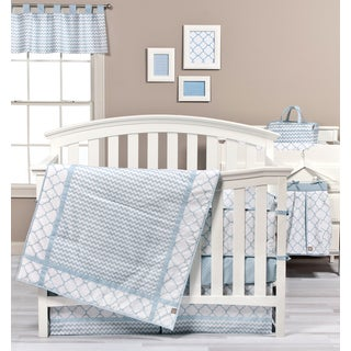 Trend Lab Blue Sky 3-piece Crib Bedding Set