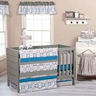 Trend Lab Monaco 3-piece Crib Bedding Set