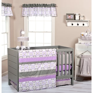 Trend Lab Florence 3-piece Crib Bedding Set