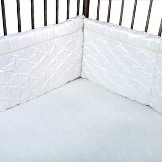 Trend Lab Marshmallow Crib Bumper