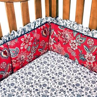 Trend Lab Waverly Charismatic Crib Bumper