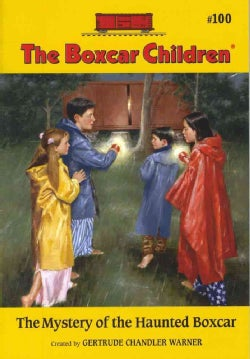 The Mystery of the Haunted Boxcar (Paperback)