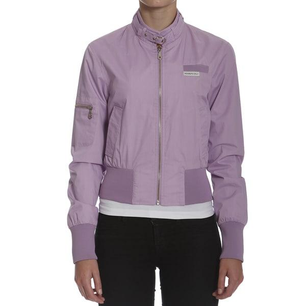 Women's Classic Iconic Bomber Jacket