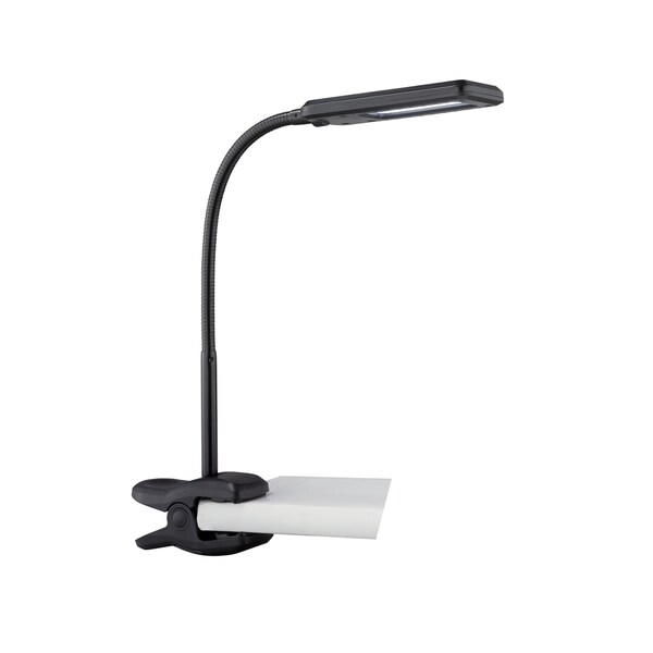 Lite Source Zaiden LED Clip-On Lamp