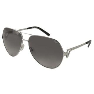 Chloe Women's CE111S Aviator Sunglasses