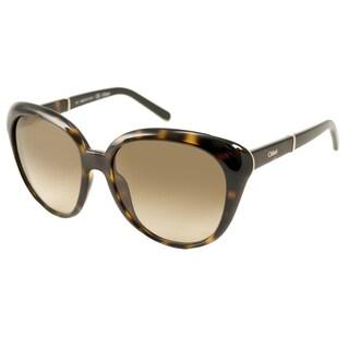 Chloe Women's CE648S Rectangular Sunglasses