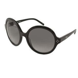 Chloe Women's CE629S Round Sunglasses