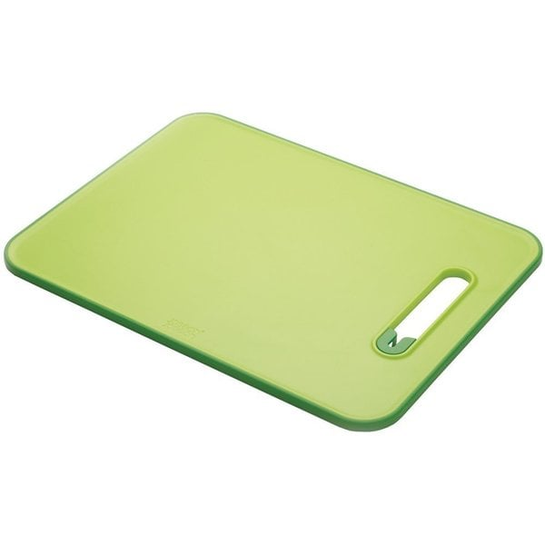 Joseph Joseph Slice and Sharpen Chopping Board with Integrated Knife Sharpener