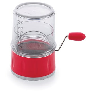 Progressive International Prepworks Measuring Flour Sifter