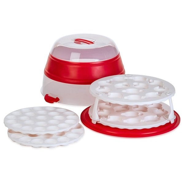 Progressive International Prepworks Collapsible Cupcake
