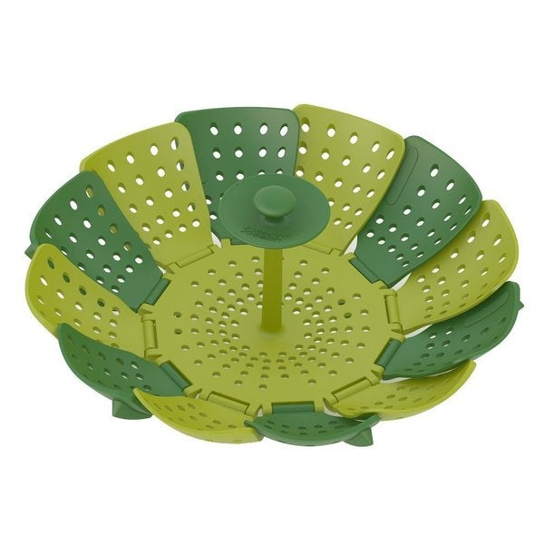 Joseph Joseph Lotus Plus Non-Scratch Folding Steamer Basket