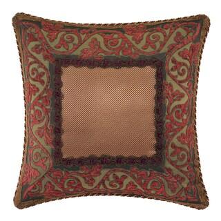 Croscill Avellino 18-inch Square Pillow