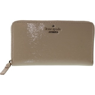 Kate Spade Cedar Street Lacey Pebble Leather Wallet