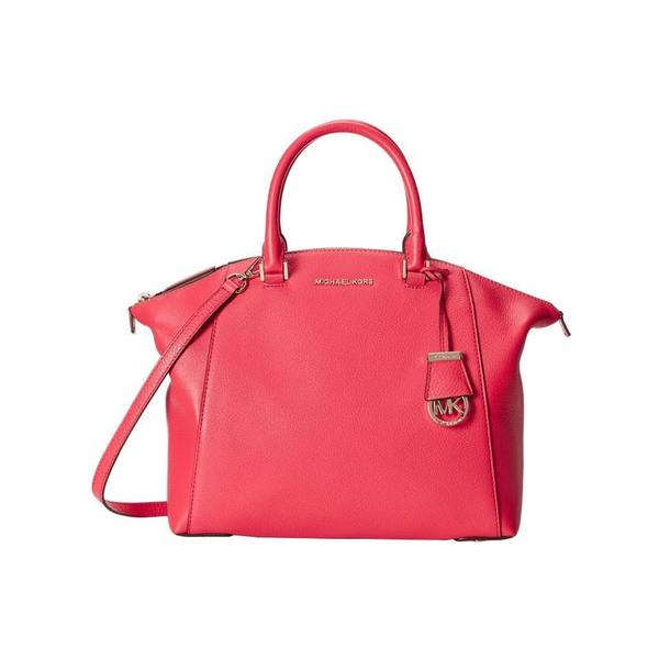 MICHAEL Michael Kors Riley Large Watermelon Satchel