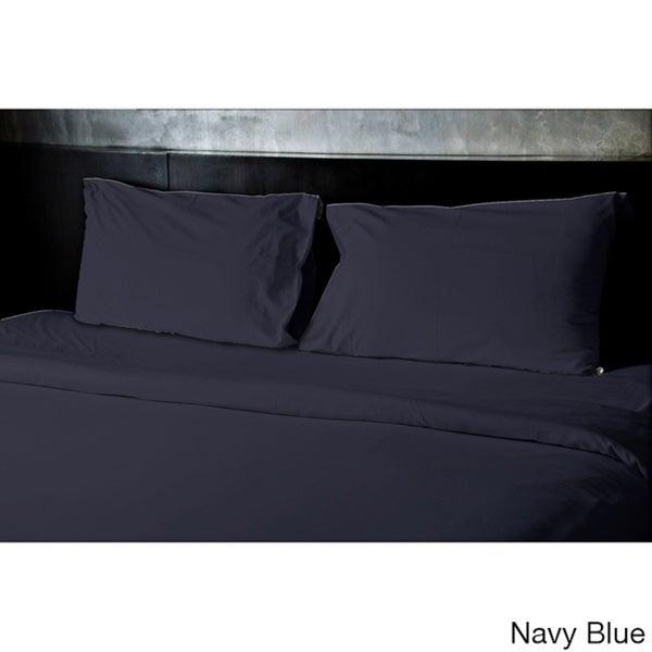 (88x88) Multi-colored Queen Solid Duvet Cover