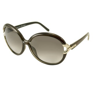 Chloe Women's CE636S Oval Sunglasses
