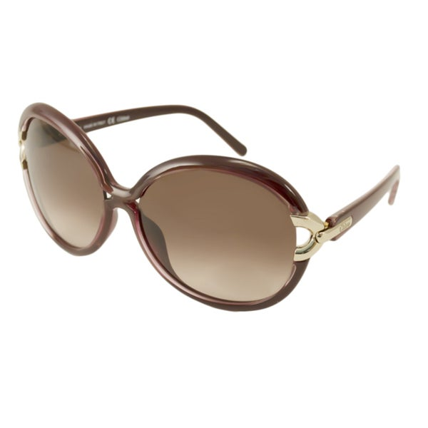 Chloe Women's CE636S Oval Sunglasses
