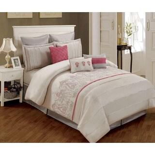 Paisley 8-piece Comforter Set