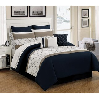 Dalston 8-piece Comforter Set