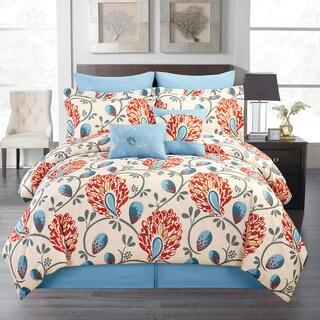 Corinner 8-piece Comforter Set