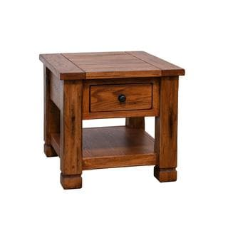Sedona Rustic End Table